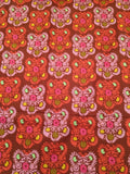 Gypsy Embroidery Coral Voile Amy Butler
