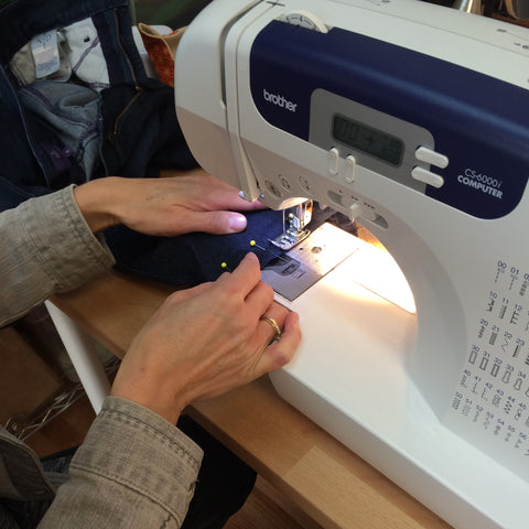 Sewing Machine and Studio Rental Time Per Hour