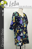 Lela Tunic and Dress May 21st - June 18 Thursday Mornings 10:30 - noon