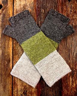 Fingerless Mitts Advanced Beginner December 2nd, 9th and 16th