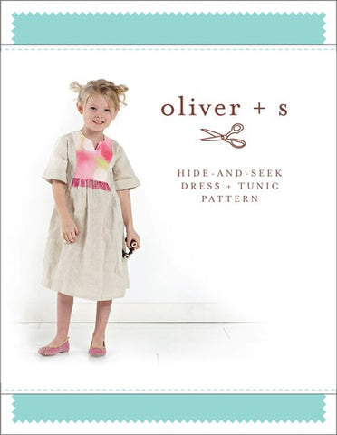 Hide and Seek Dress Oliver and S