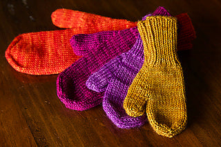 Mittens! Advanced Beginner Knitting Class Thursdays 7-9pm Jan. 23 - March 6