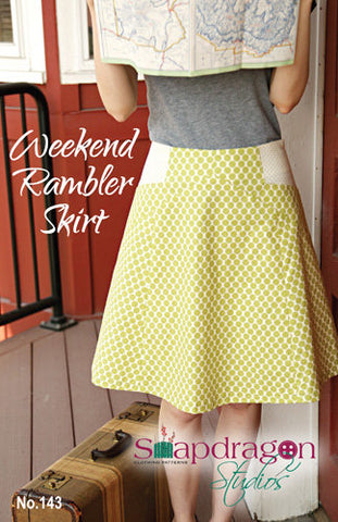 Weekend Rambler Skirt