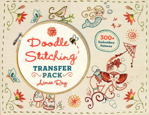 Doodle Stitch Transfer Pack