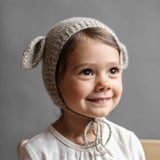 Wiksten Baby and Child Animal Bonnet Knitting Pattern