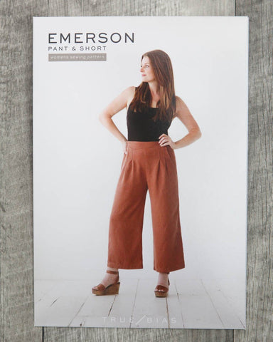 Emerson Pant and Short True Bias
