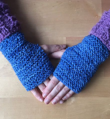 Knitting for Beginners Sundays April 7, 14, 28 10:30am-12:30pm