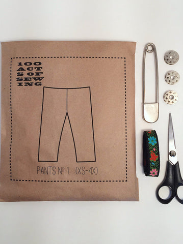 Pants No. 1 100 Acts of Sewing