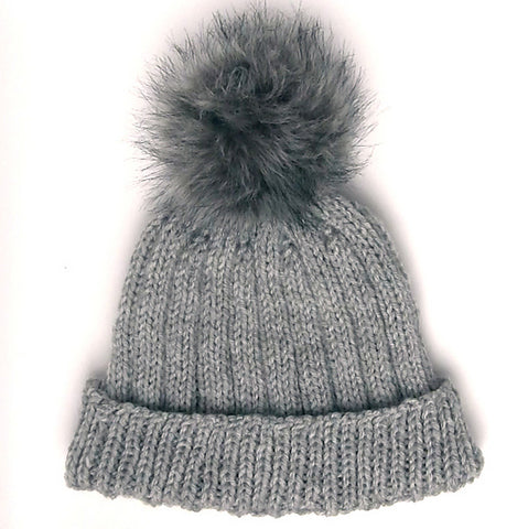 Pom Pom Hat Advanced Beginner December 3, 10, 17