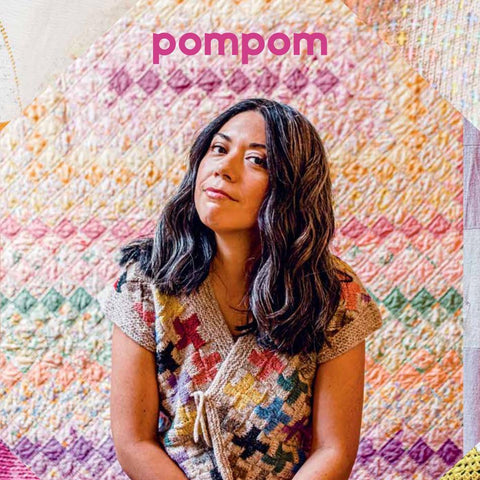 Pom Pom Quarterly No. 36 Spring 2021