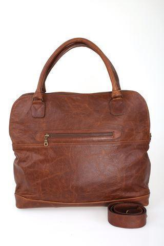 Laptop/Notebook Bag - Corporate Leather Tote Bag