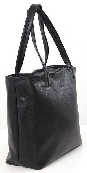 Tote Bag - Roomy Tote Shopper Leather Handbag