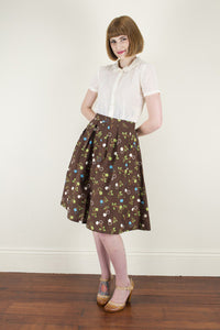 Aubrey Apple Skirt - Elise Design