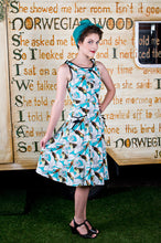 Load image into Gallery viewer, Bridget Birds Finch Dress - Elise Design