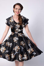 Load image into Gallery viewer, Black Oriental McCalls Dress