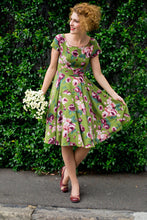 Load image into Gallery viewer, Kayla Floral Dress - Elise Design