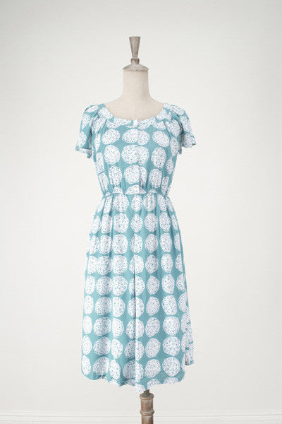 Maya Blue Dress Elise Design $169.00 Dresses