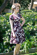 Load image into Gallery viewer, Adriana Brown Dress - Elise Design