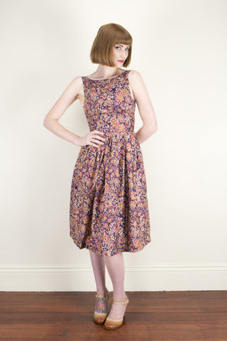 Cherise Multi Dress - Elise Design
