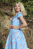By The Sea Dress - Elise Design  - 3