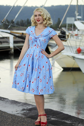 By The Sea Dress - Elise Design  - 1