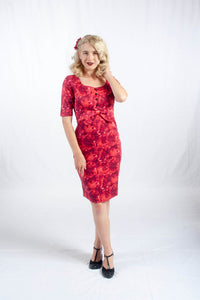 Peony Dress - Elise Design