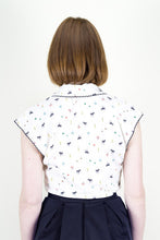 Load image into Gallery viewer, Deni Horse Blouse - Elise Design