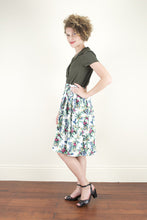 Load image into Gallery viewer, Stephanie Tropical Skirt - Elise Design