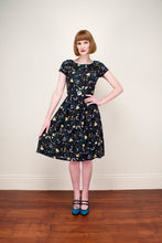 Load image into Gallery viewer, Lottie Black Dress - Elise Design