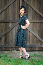 Load image into Gallery viewer, Ariel Polka Dots Dress