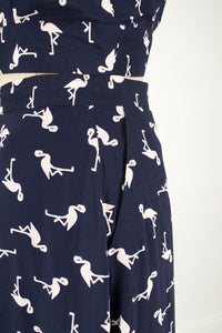 Flamingo Dance Skirt - Elise Design