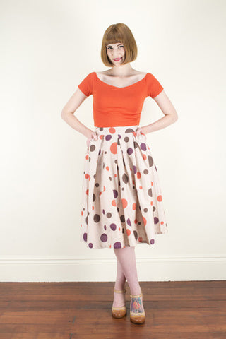 Polly Skirt - Elise Design