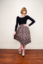 Load image into Gallery viewer, Andrina Floral Skirt - Elise Design