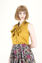 Load image into Gallery viewer, Eli Bow Tie Blouse - Elise Design