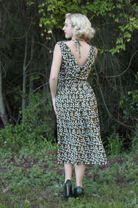 Dixie Green Dress