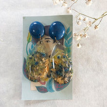 Load image into Gallery viewer, Metanical Fun Earrings - Blue