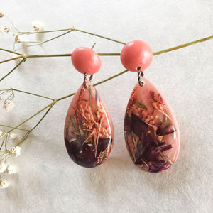 Metanical Fun Earrings - Blush