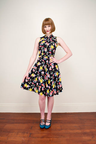 Vintage Rose Dress - Elise Design  - 1