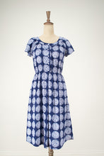 Load image into Gallery viewer, Maya Navy Dress - Elise Design