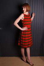 Load image into Gallery viewer, Candy Stripe Dress - Elise Design