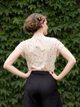 Load image into Gallery viewer, Marvellous Ice Cream Blouse - Elise Design