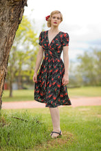 Load image into Gallery viewer, Bluebell Fuchsia Dress