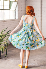 Load image into Gallery viewer, Jade Floral Dress