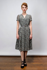 Jenna Wild Daisy Green Dress