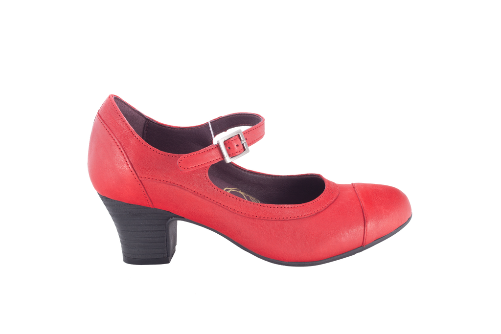 May Rojo Elise Design $239.00 Heels
