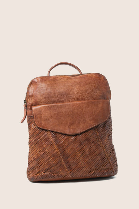 Stella Backpack - Cognac