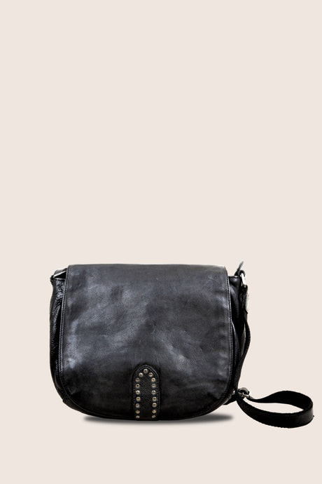 Raven Cross Body - Black