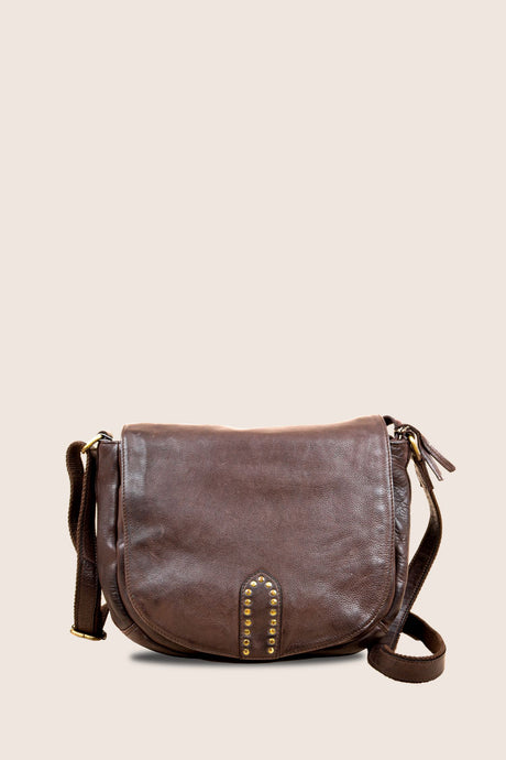 Raven Cross Body - Brown