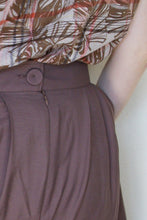 Load image into Gallery viewer, Roxy Mocha Skirt