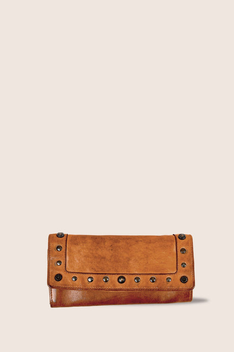 Sable Wallet - Cognac